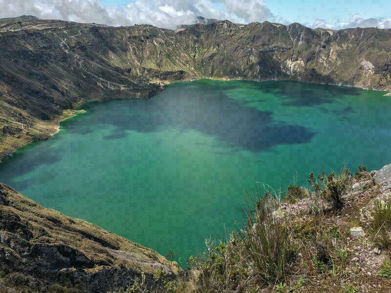 lac equateur