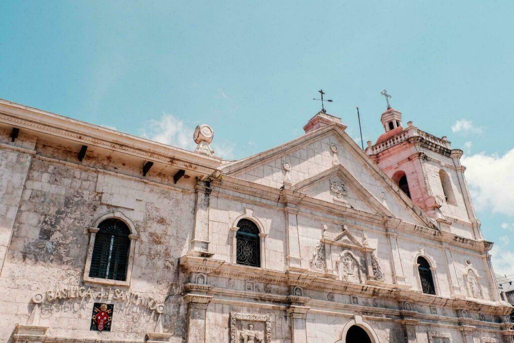 eglise philippines