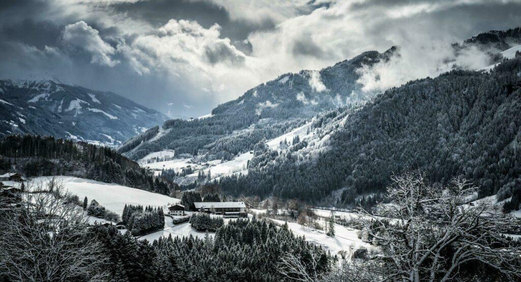 Kitzbuhel, dans le Tyrol