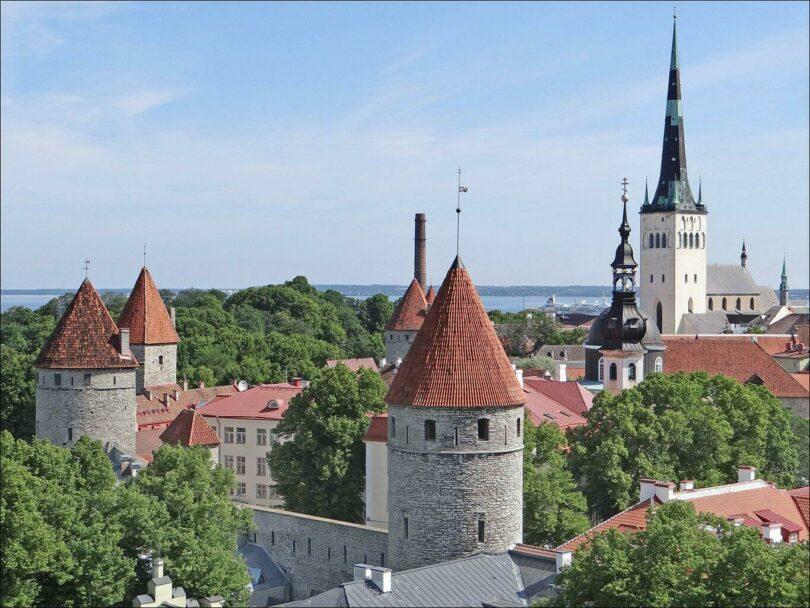 Pourquoi aller en estonie