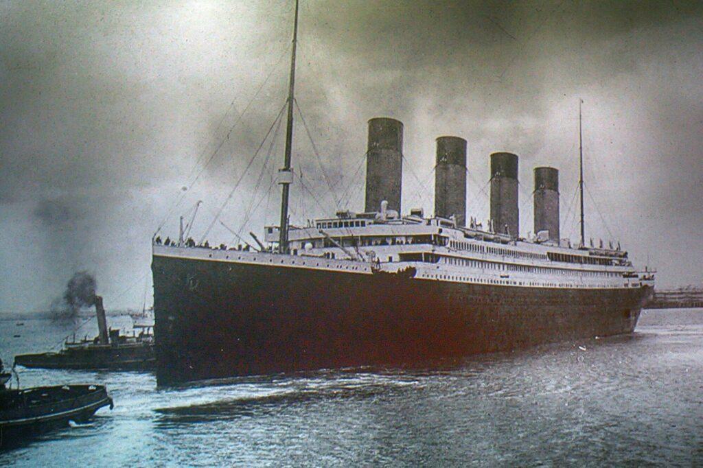Le légendaire Titanic