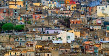 village sicile