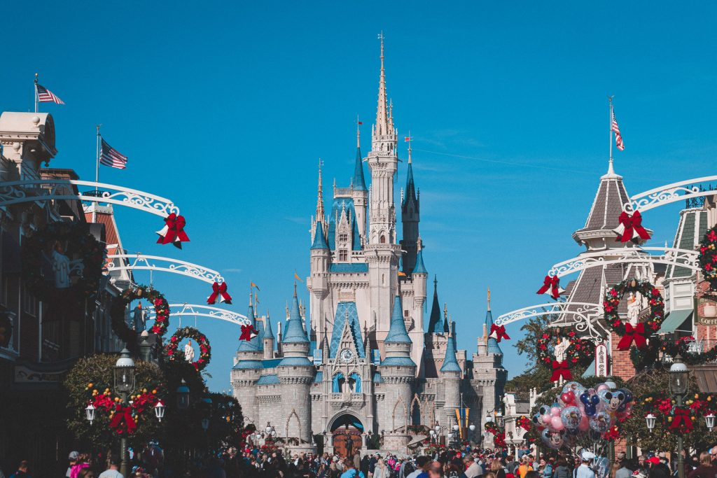 Disneyworld en Floride