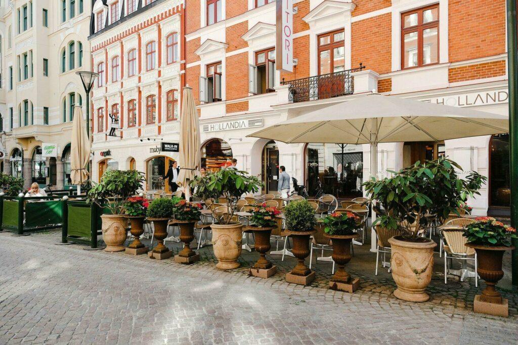 ruelle de stockholm