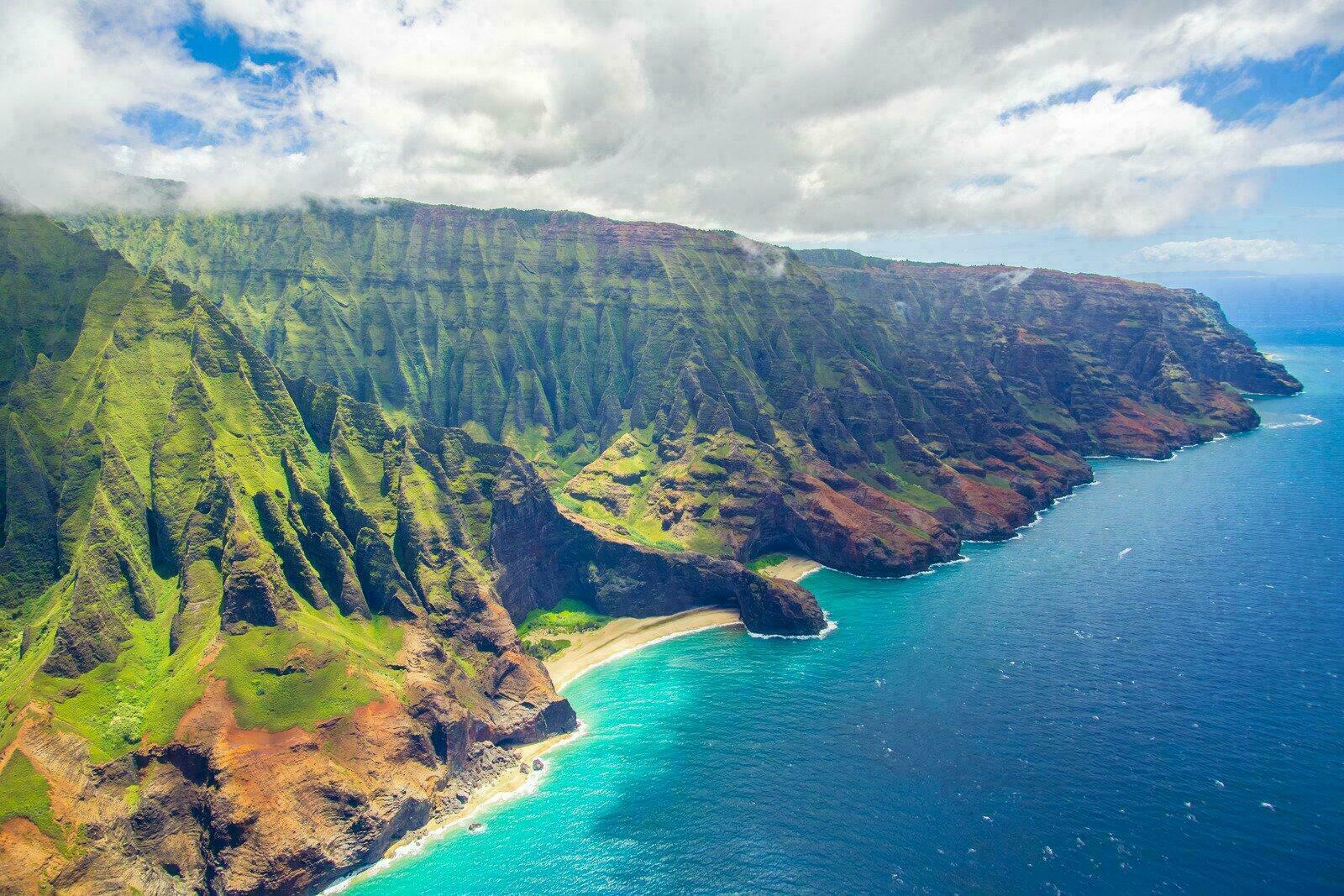 hawaii paysage
