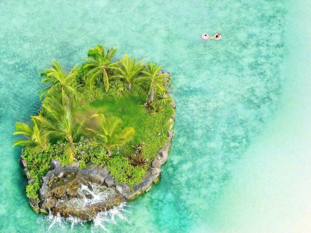ilot a hawaï