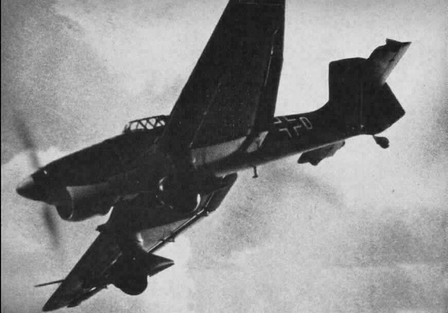 Avion de la Luftwaffe