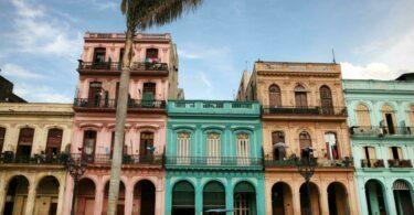 La Havane et ses immeubles historiques (Cuba)