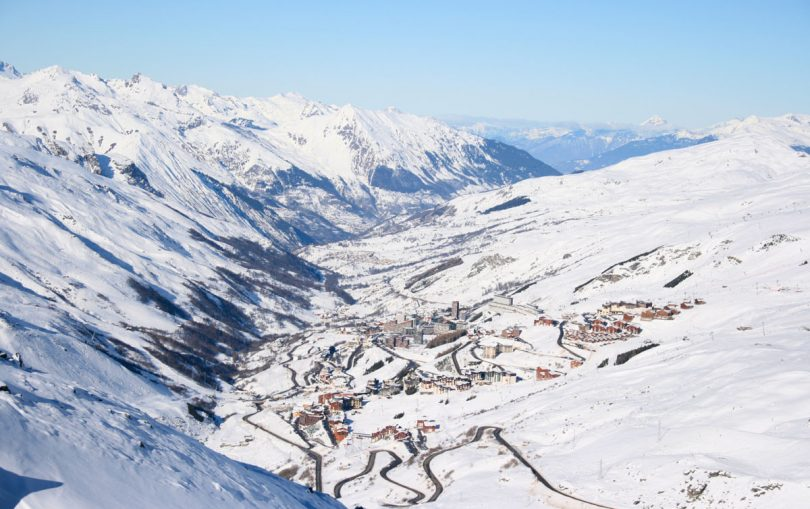 Val Thorens Valley