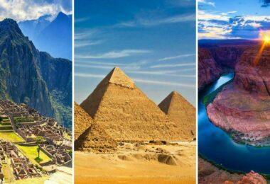 Les 5 plus beaux sites de l'Unesco