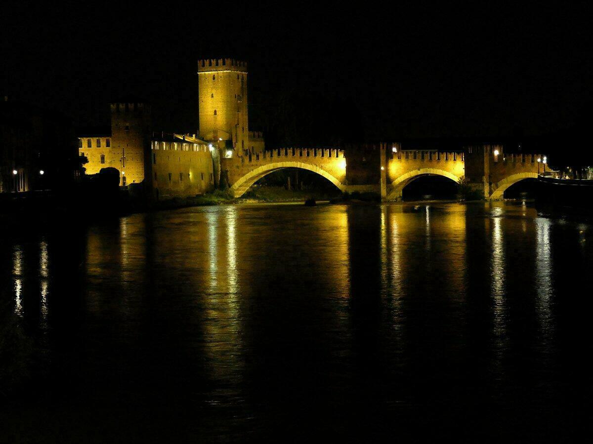 Ponte di Castelvecchio (Pont Scaliger)