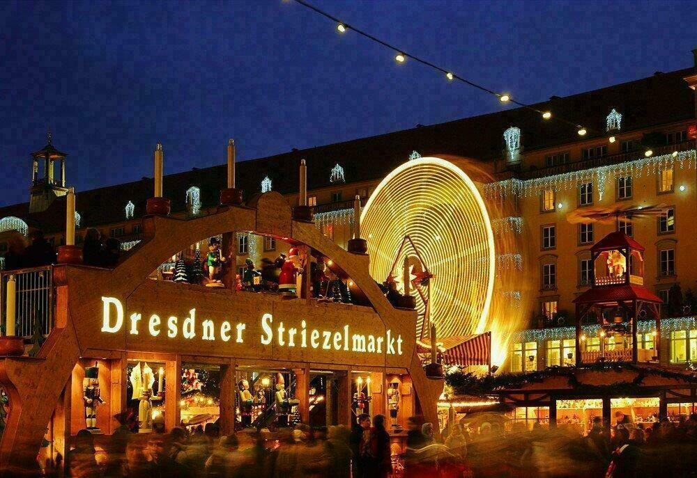 Marché de Noël de Dresde
