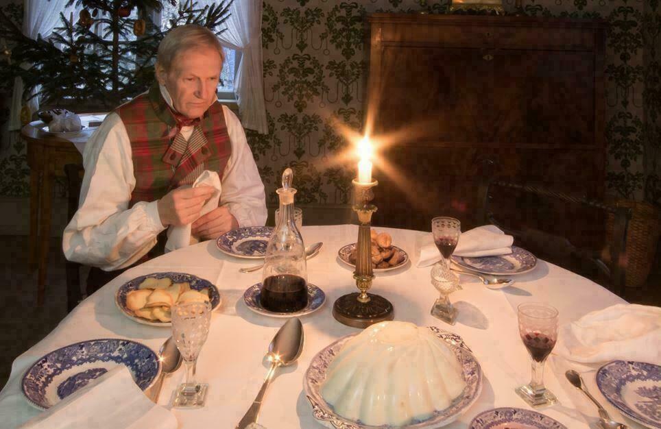 Marché de Noël de Skansen