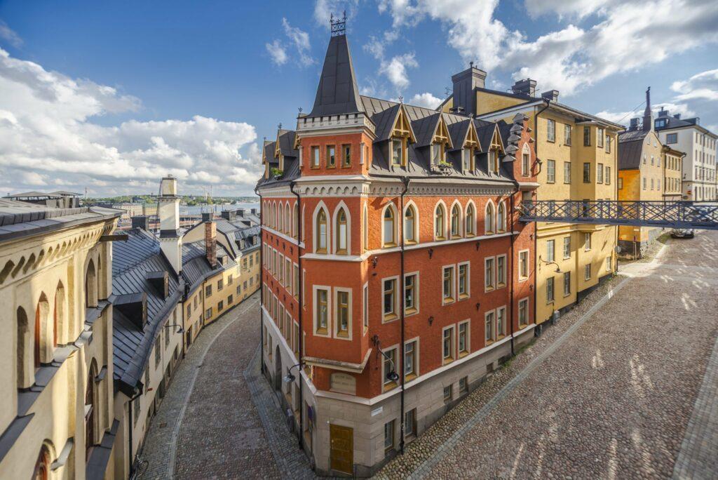 Södermalm, quartier de Stockholm