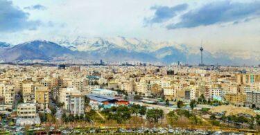 iran-teheran-skyline