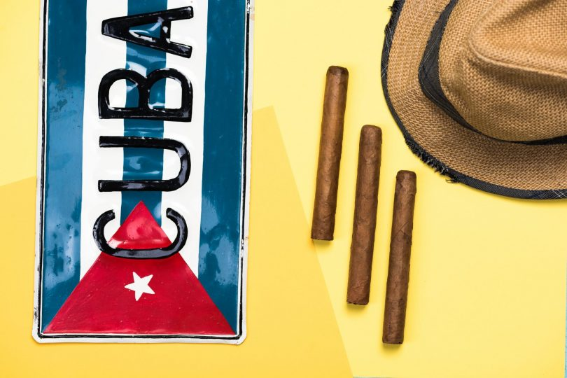Cuba vacances accessoires