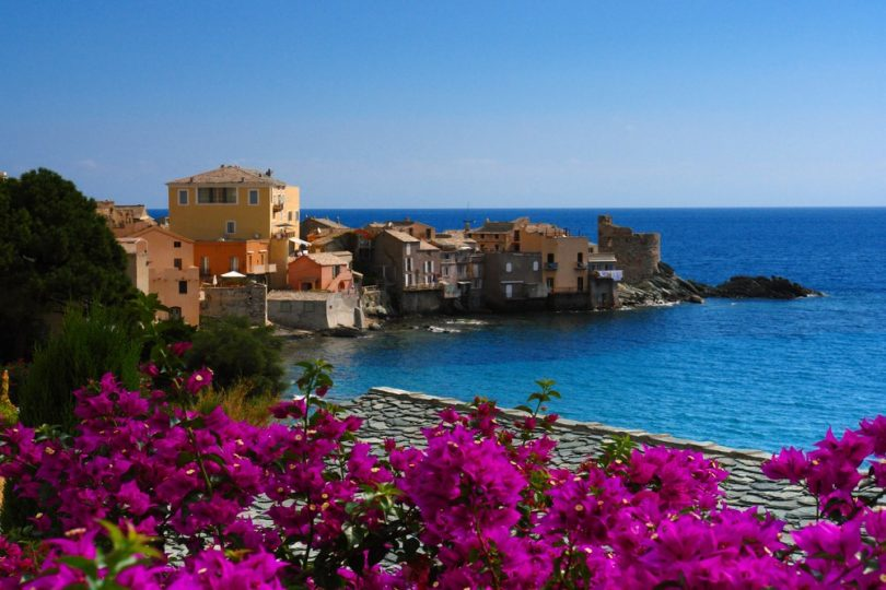 Port d'Erbalunga en Corse