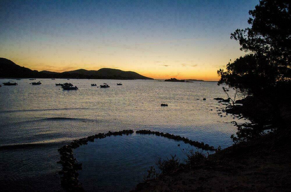 Plage de Palombaggia, en Corse