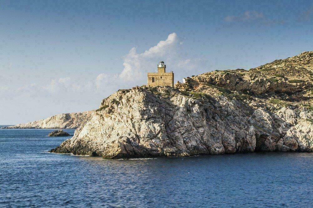 Cyclades, île de Naxos