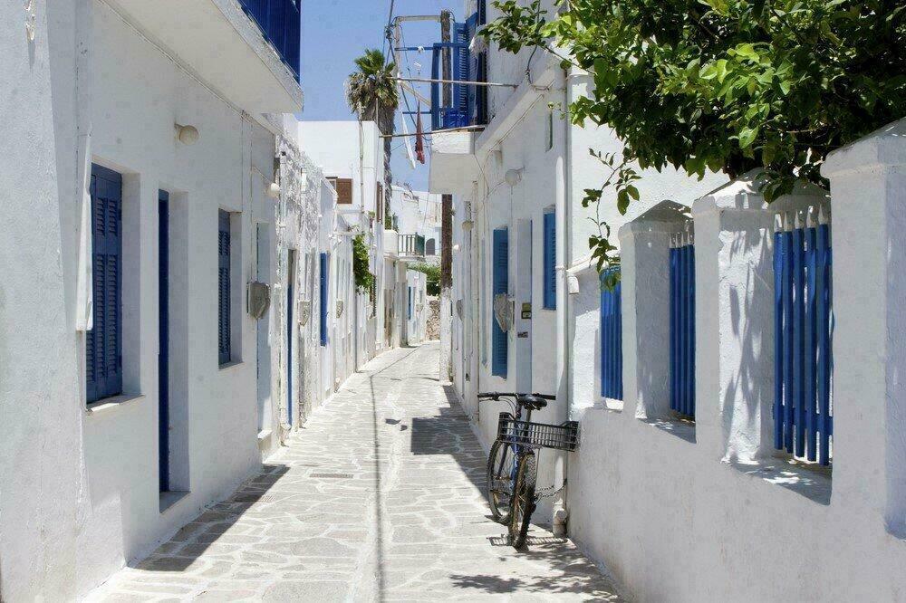 Cyclades, île de Paros