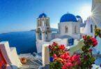 Cyclades, île de Santorin, Oia