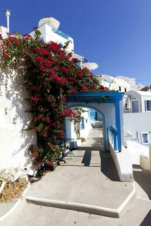 Cyclades, île de Santorin