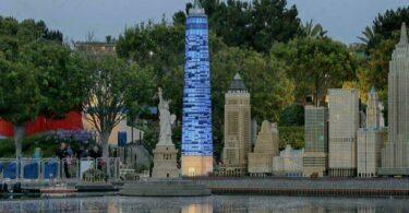 One World Trade Center à Legoland California