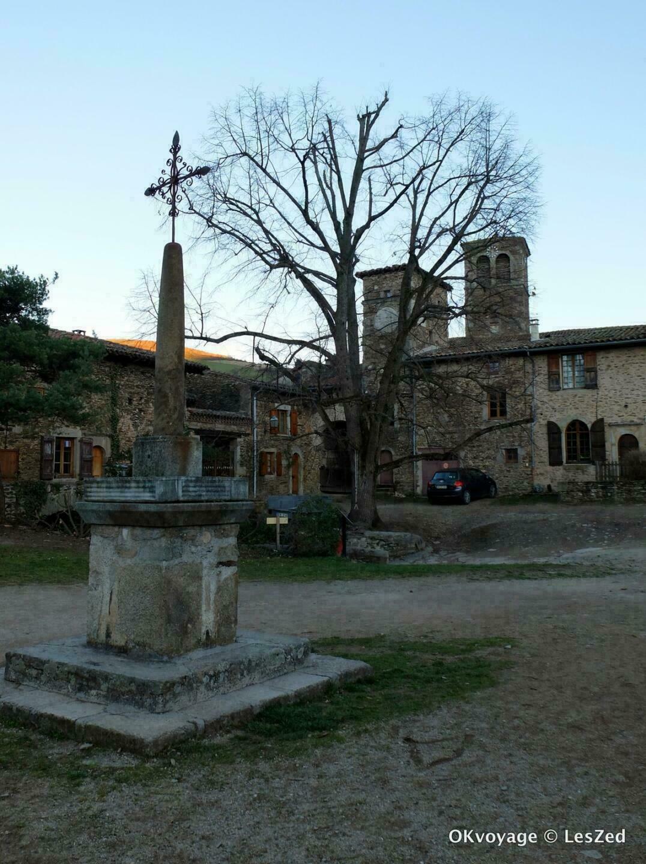 Sainte-Croix-en-Jarez dans le Pilat