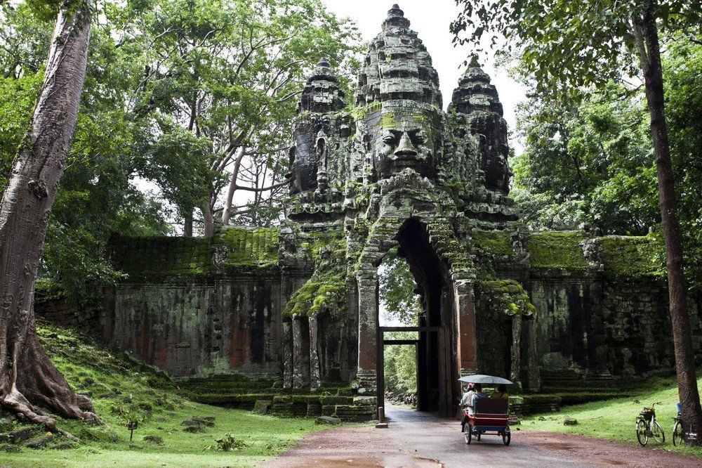 Siem Reap au Cambodge