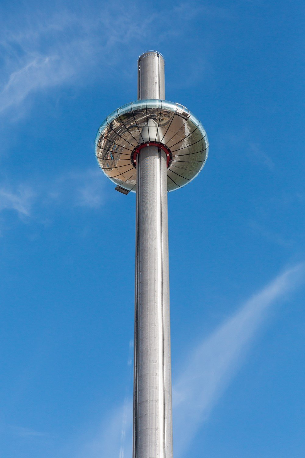 British Airways i360 à Brighton