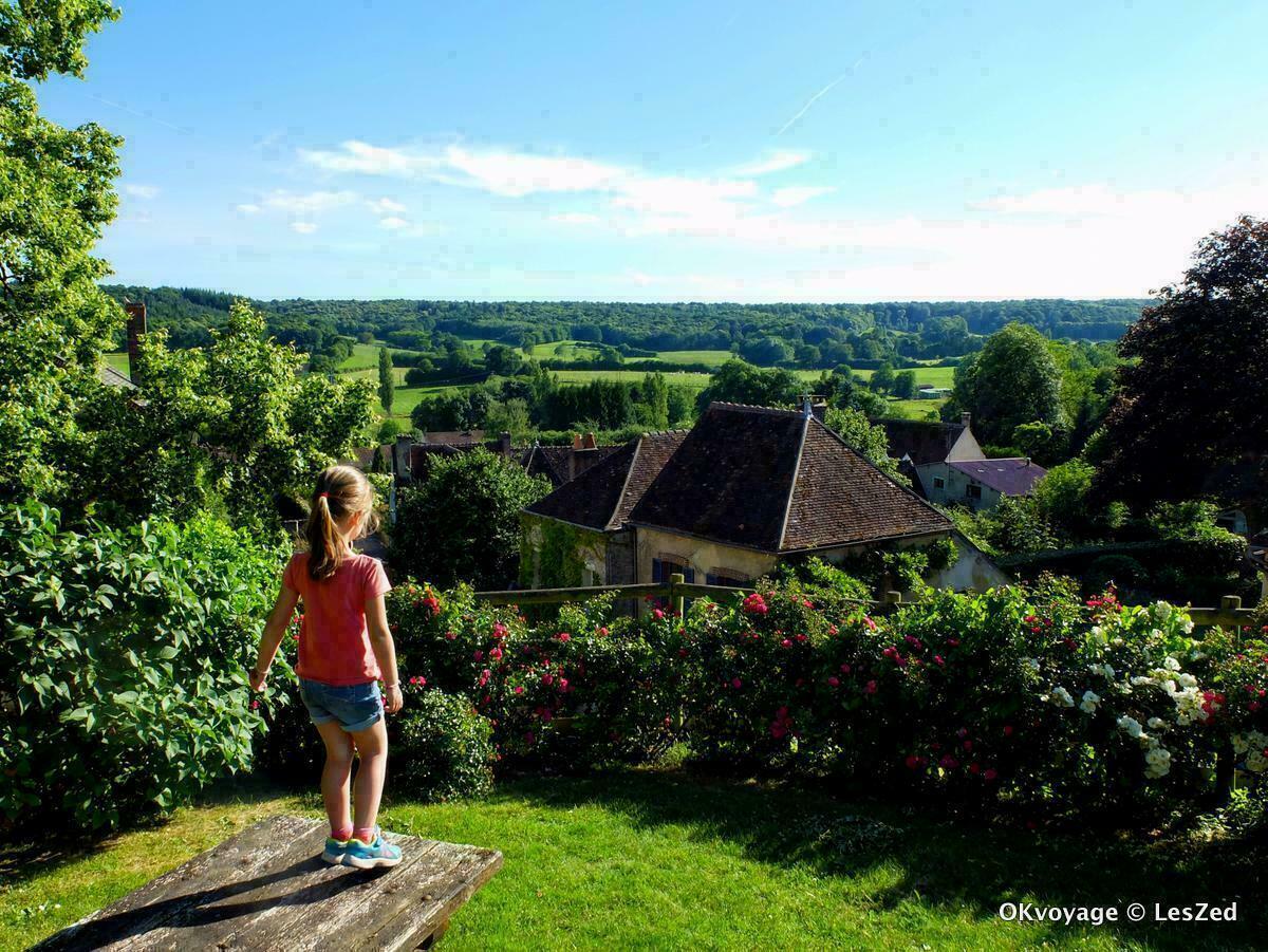 Moutiers-au-Perche / Parc naturel régional du Perche / Orne - Normandie