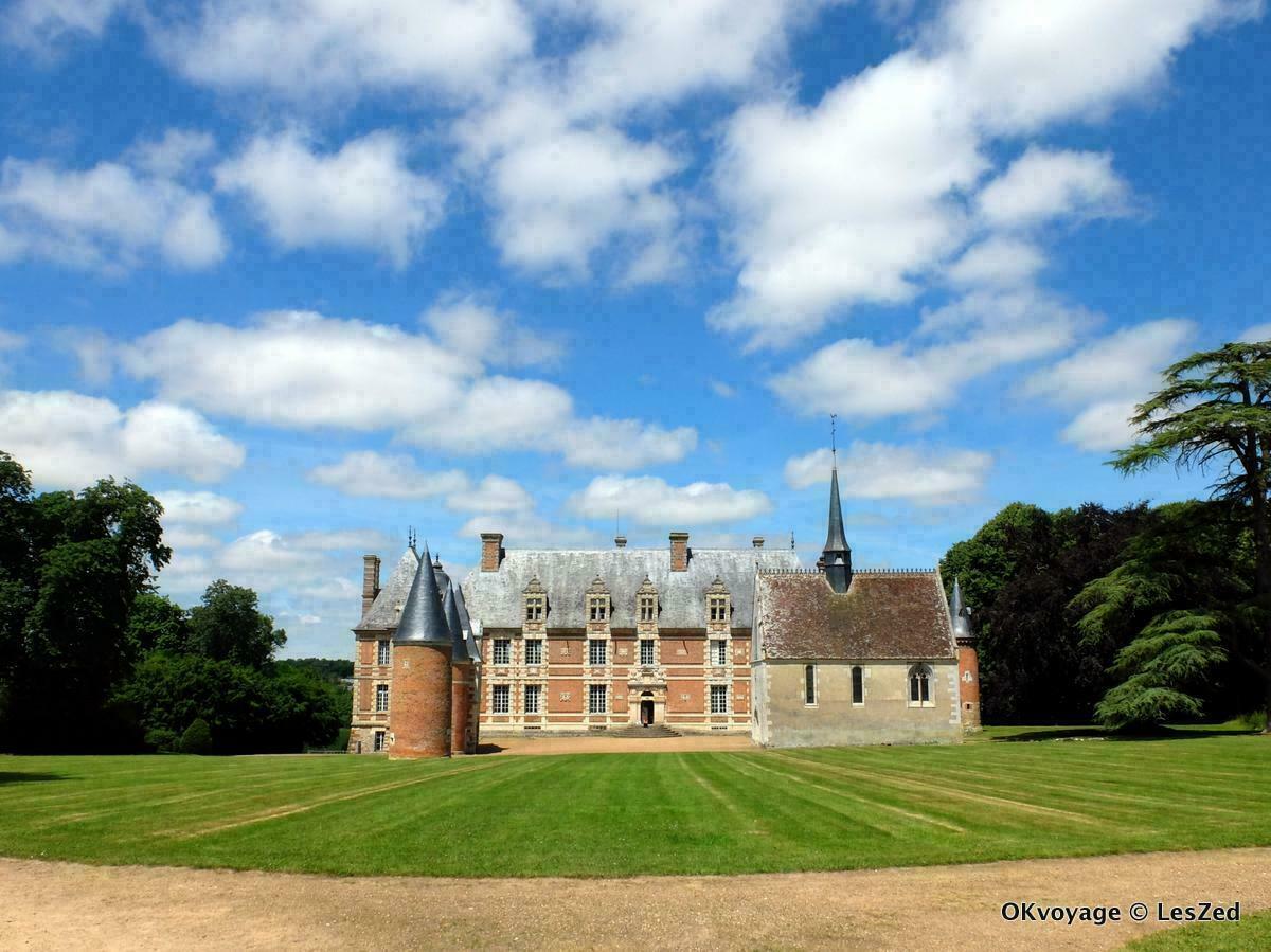 Domaine de Chambray / Gouville / Eure - Normandie