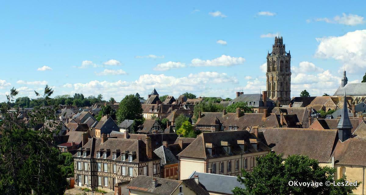 Verneuil-sur-Avre / Eure - Normandie