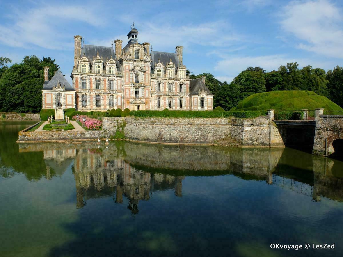 Château de Beaumesnil / Eure - Normandie