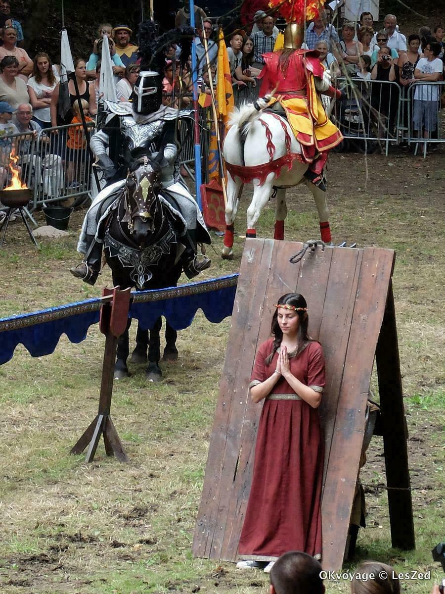 950ème anniversaire de la bataille d'Hastings / Breteuil-sur-Iton / Eure - Normandie