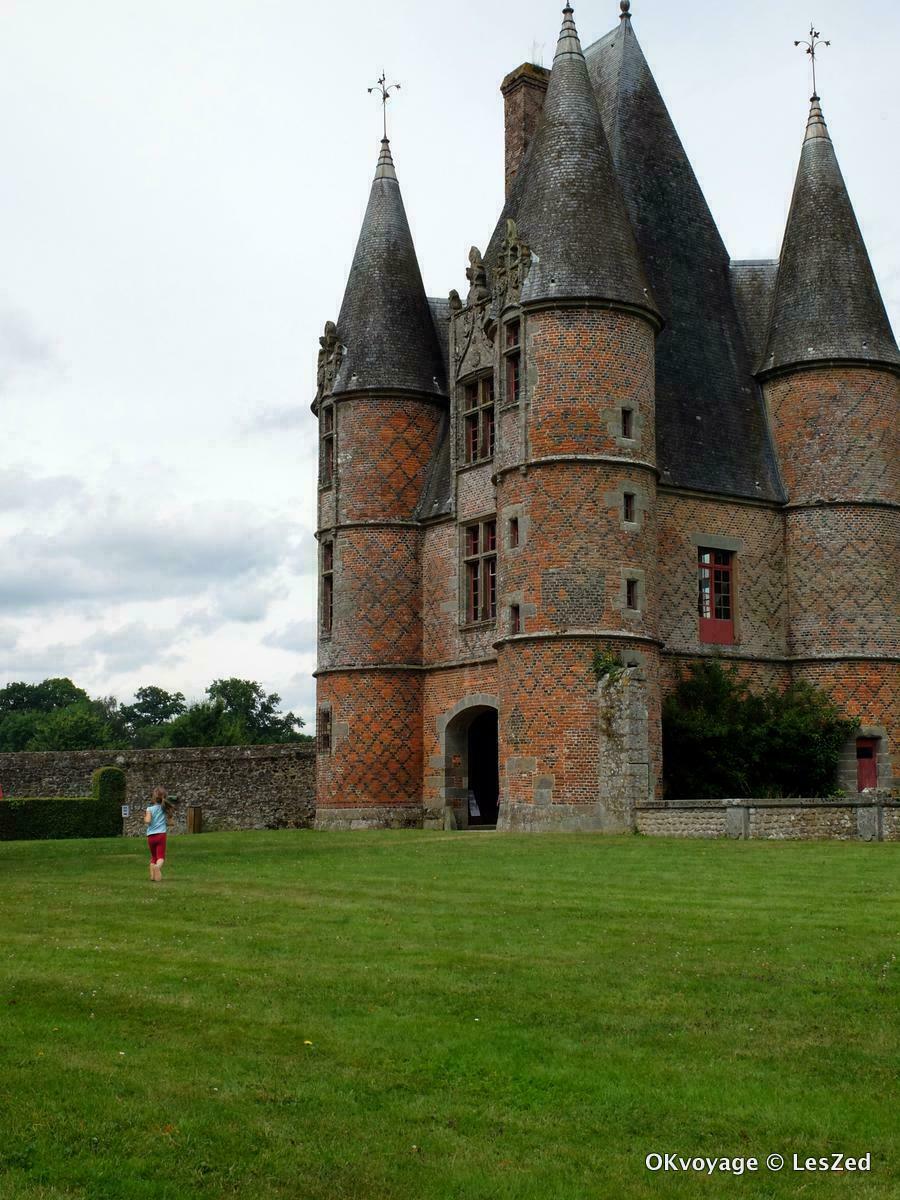 Château de Carrouges / Orne - Normandie