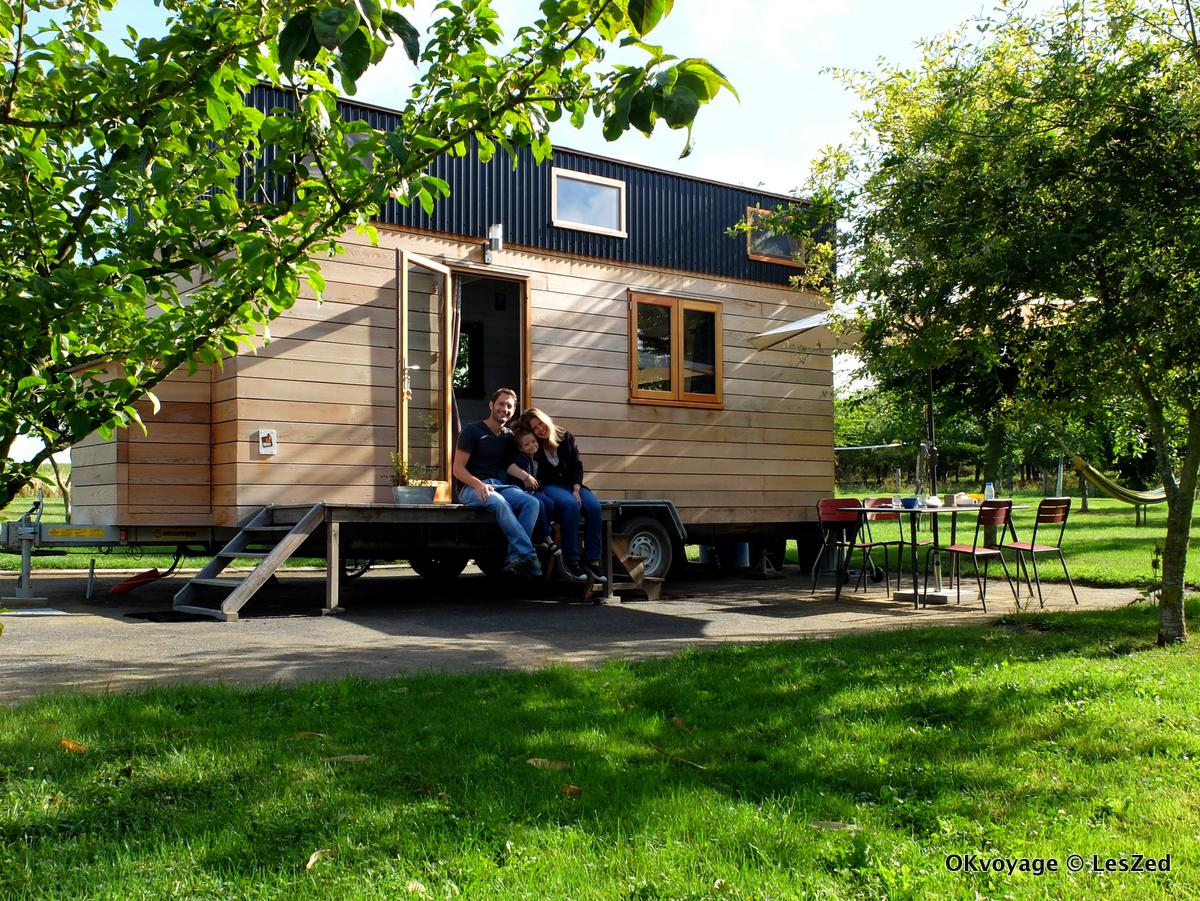 Tiny House / Saint-James / Manche - Normandie