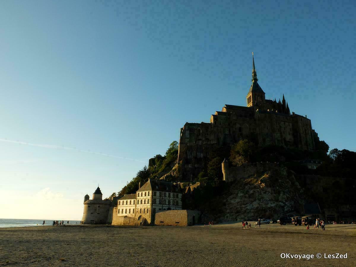 Le Mont-Saint-Michel / Manche - Normandie
