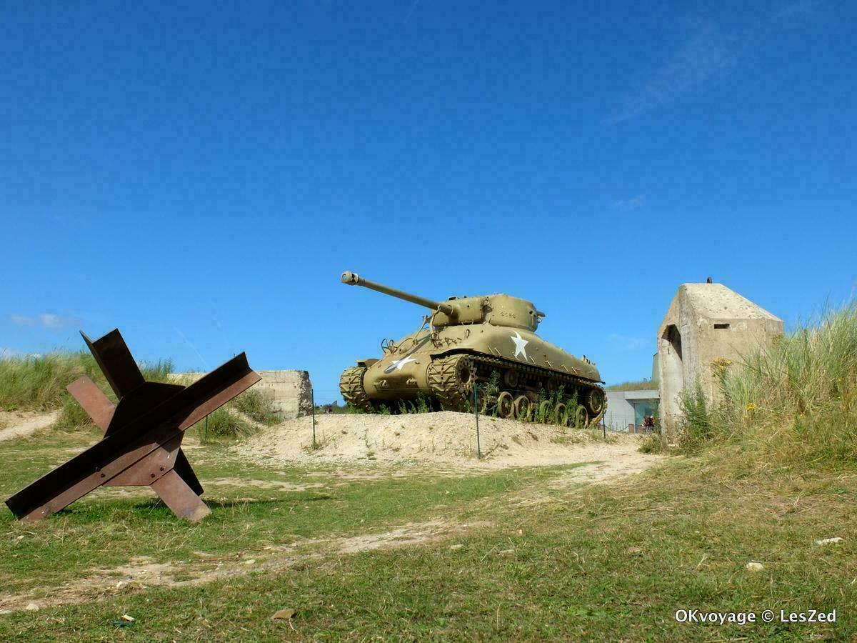 Musée du débarquement de Utah Beach / Manche - Normandie