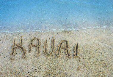 Plage de Kauai