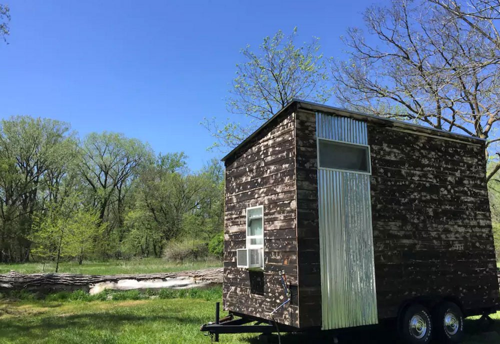 Tiny House à Gretna / Nebraska / Etats-Unis