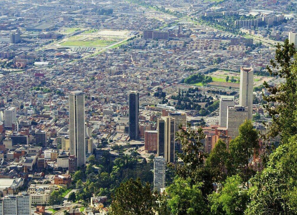 Bogota, capitale de la Colombie