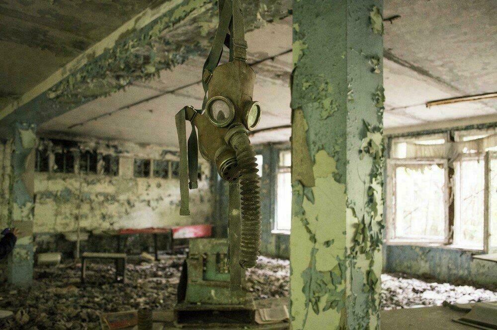 Pripyat, ville fantôme près de Tchernobyl