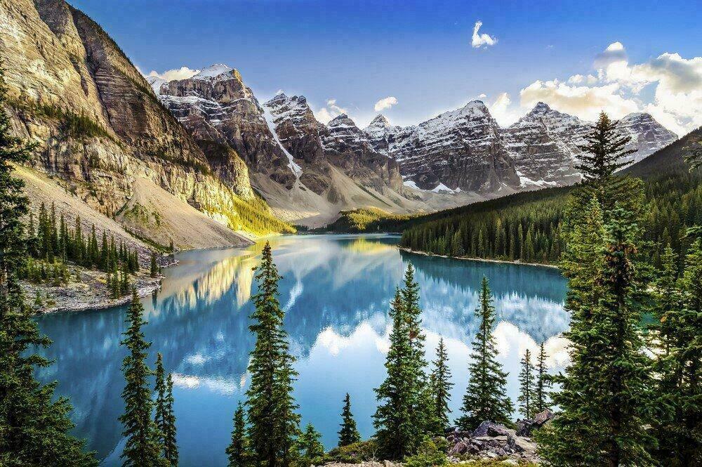 Parc National de Banff au Canada