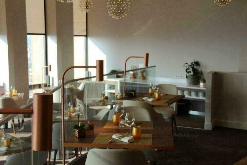 Restaurant le Celest à Lyon