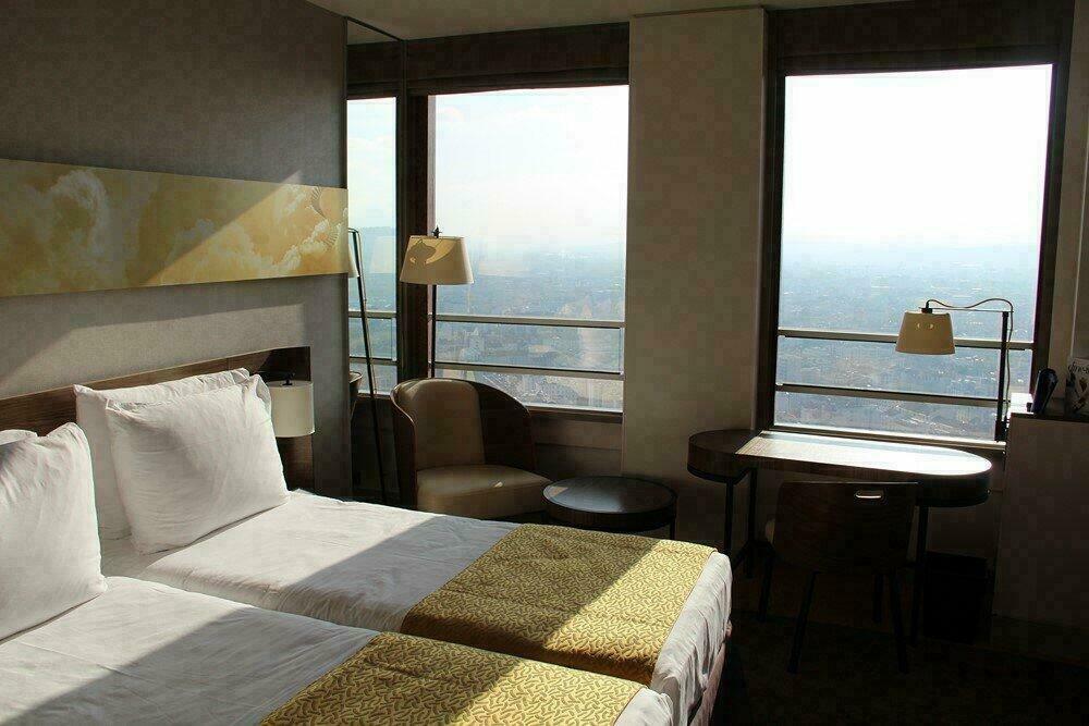Radisson Blu Hotel Lyon - Chambre standard