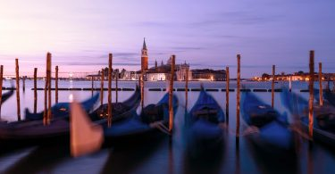 Venise, un week-end en amoureux
