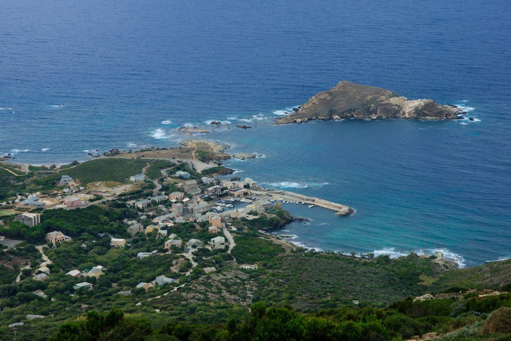 Centuri et pointe du Cap Corse