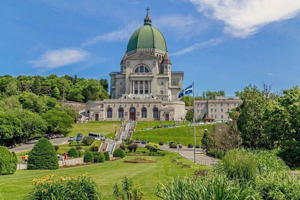 Oratoire Saint-Joseph du Mont-Royal, Montréal