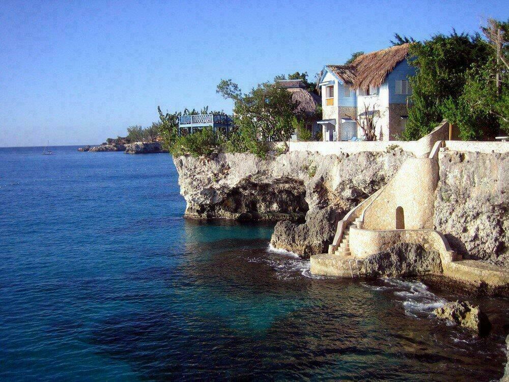 Les cotes sauvages de la Jamaïque